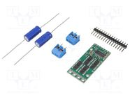 HIGH-POWER MOTOR DRIVER 18V25