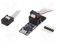 USB AVR PROGRAMMER V2