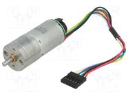 47:1 25DX52L MM HP 12V 48 CPR ENCODER