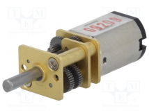 1000:1 HPCB 6V DUAL-SHAFT