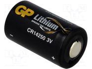 CR14250 GP  1/2AA 3,0V
