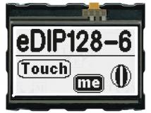EA EDIP128W-6LWT