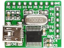 USB UART 2 BOARD