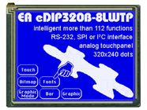 EA EDIP320B-8LWTP