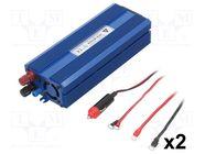 IPS-800S 24V/230V ECO MODE