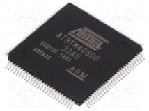 AT91M40800-33AU