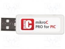 MIKROC PRO FOR PIC (USB DONGLE LICENSE)