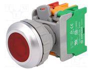 LXB30-1O/C R, W/O LAMP