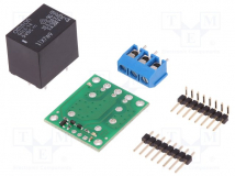 SPDT RELAY CARRIER WITH 5VDC RELAY (PART