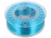 PETG-1.75-BLUE TRANSPARENT