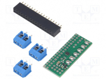 DRV8835 FOR RASPBERRY PI B+