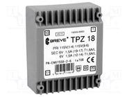 TPZ18/2X115/2X6V