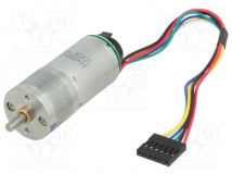 34:1 25DX52L MM HP 12V 48 CPR ENCODER