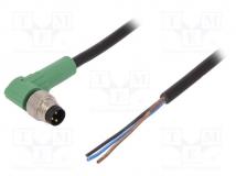SAC-3P-M8MR/10,0-PVC