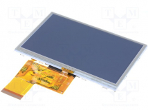 4.3'' TFT COLOR DISPLAY 480X272 WITH TOU