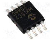 MCP9803-M/MSG