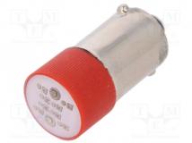 S-9, LED LAMP 24V R