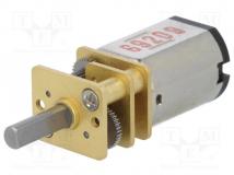50:1 HPCB 6V DUAL-SHAFT