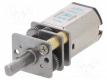 380:1 MICRO METAL GEARMOTOR MP 6V EXTEND