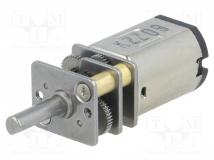 380:1 MICRO METAL GEARMOTOR HPCB 6V
