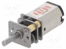 380:1 MICRO METAL GEARMOTOR HPCB 6V EXTE