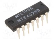NTE4075B