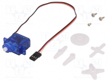 FT90R MICRO CONTINUOUS ROTATION SERVO