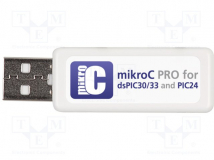MIKROC PRO FOR DSPIC30/33 (USB DONGLE LI