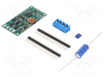 SIMPLE HIGH-POWER MOTOR CONTROLLER 24V12