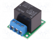 SPDT RELAY CARRIER WITH 5VDC RELAY (ASSE