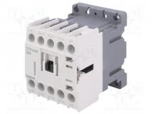 CTX3 MINI 4P 16A 230VAC