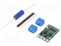 HIGH-POWER MOTOR DRIVER 36V9