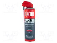 CX 80 DUO-SPRAY 500ML