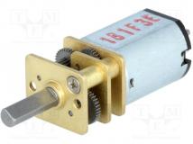 150:1 MICRO METAL GEARMOTOR HP