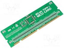 BIGDSPIC6 80-PIN TQFP 1 MCU CARD EMPTY