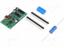 SIMPLE HIGH-POWER MOTOR CONTROLLER 18V25